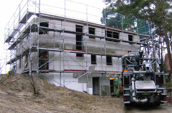 Hausbau | Brandenburg | Baubetreuung-Bauausführung Preuß